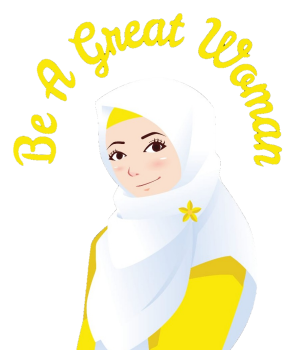 Be a Great Woman